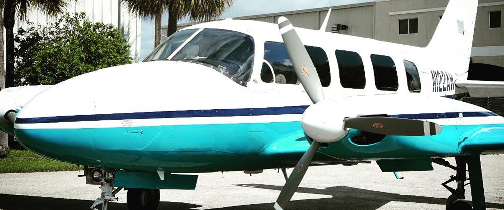 Aviation SEO slider