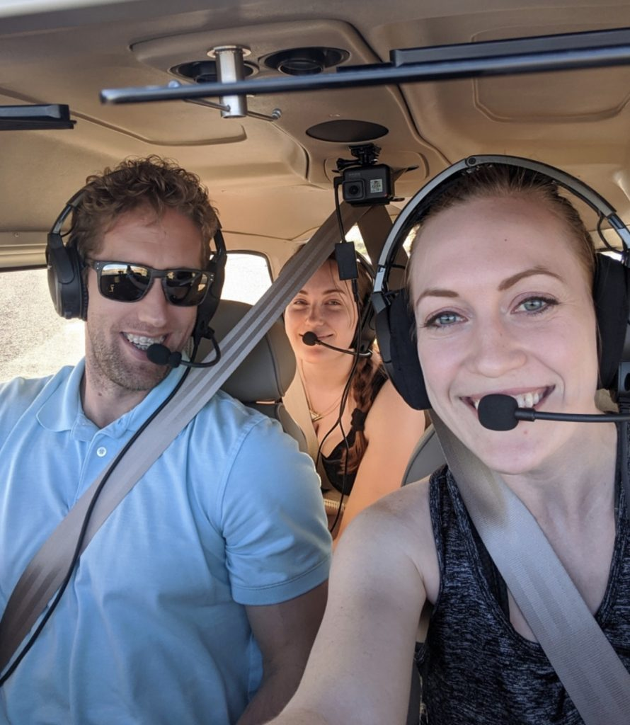 Learn to fly in Scottsdale, AZ and get your flight training on at Leopard Aviation